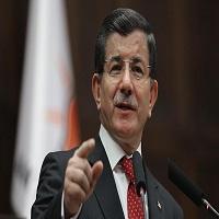 تصویر نخست وزیر ترکیه: فلسطین٬ بیت المقدس و غزه را هرگز تنها نخواهیم گذاشت