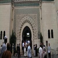 تصویر طرح درهای باز در مساجد فرانسه